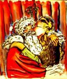 I Saw Mummy Kissing Santaclaus